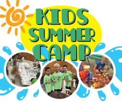 SUMMER DISCOVERY CAMP